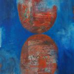 Almost 2010 - oil on canvas -50cm x 100cm