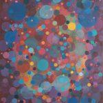 Lady Lakshmi 2012 - Oil on canvas - 100 x 120cm